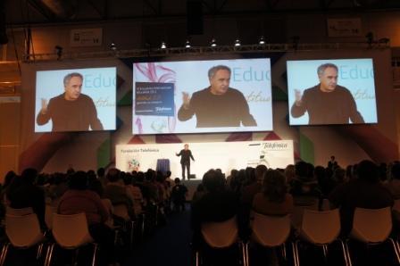 Ferran Adrià al VI Encuentro Educared