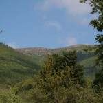 Vistes des de Santa Fe del Montseny