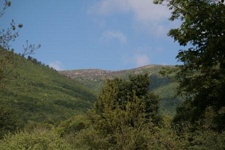 Al Montseny amb les TIC