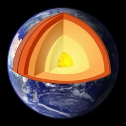 Estructura interna de la Terra