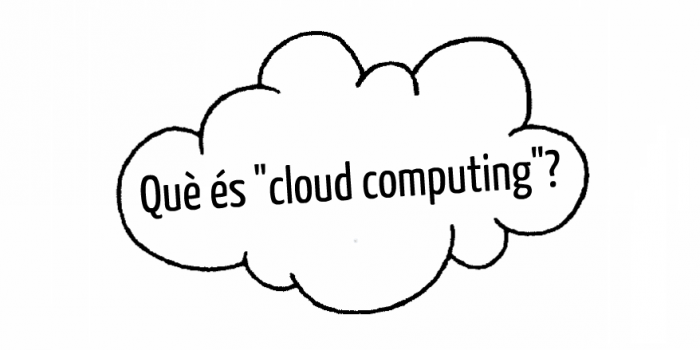 Aplicacions cloud computing per a professionals sènior.